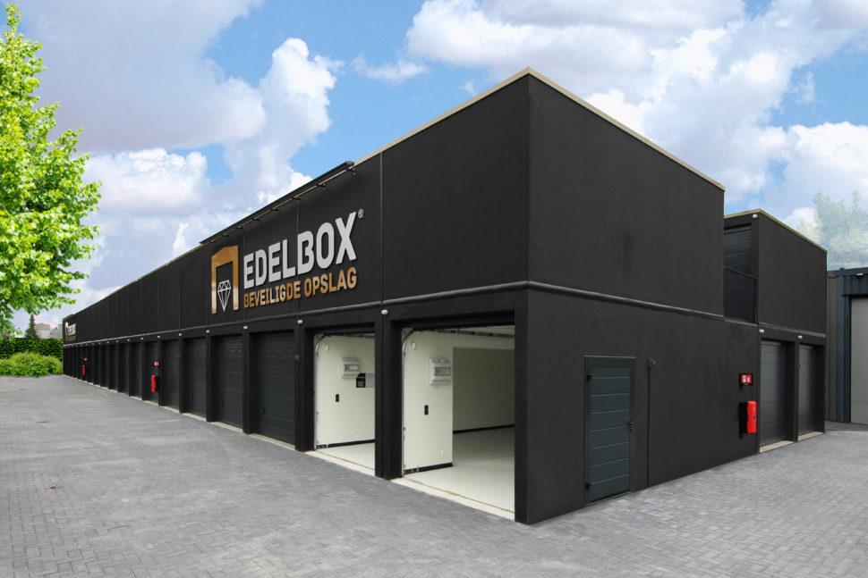 Edelbox Goud Groningen